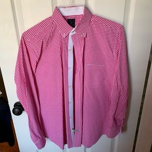2 - Tailorbyrd button down shirts
